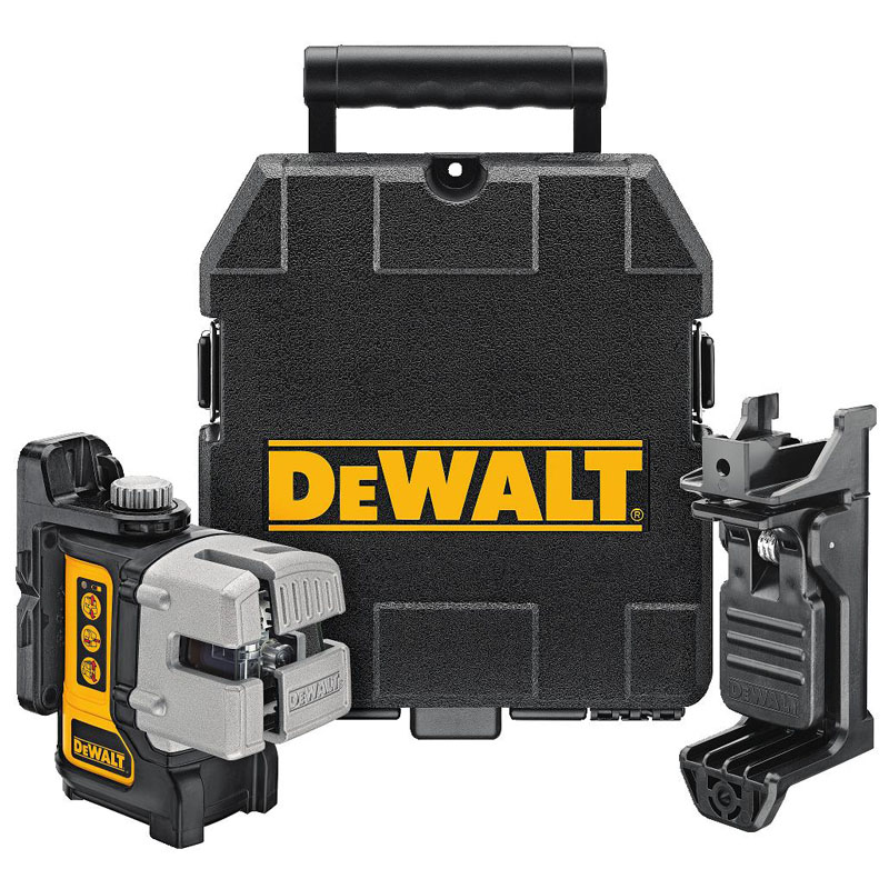 Dewalt Lasers, Cameras and Thermometers